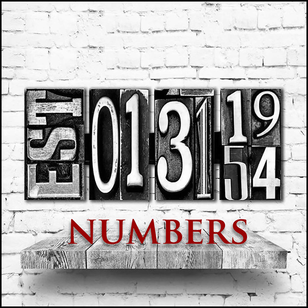 Number Art Photos