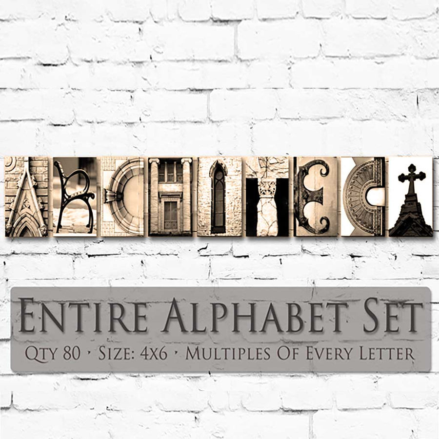 alphabet-photos-letter art-name art-custom-DIY-gift-ideas-NameArt.com