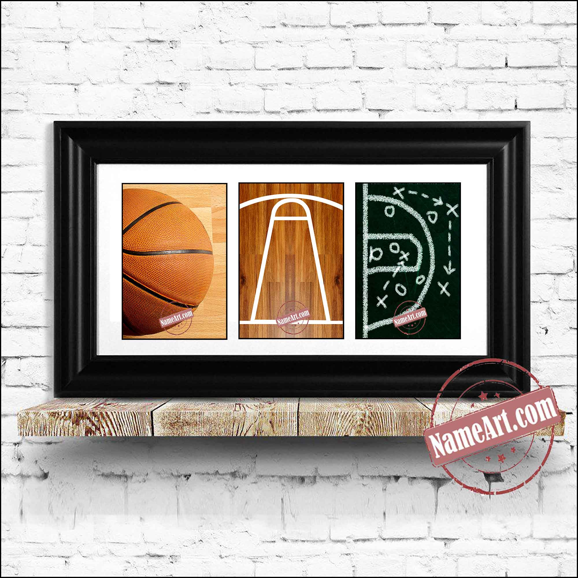 Dad Gift Basketball Theme