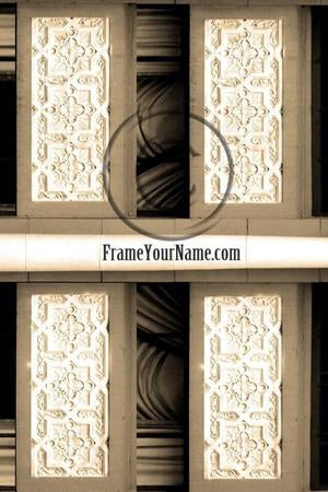 Letter Art Name Art Letter H Letter Art Printable Art Alphabet Photo Instant Download Letter H - H04