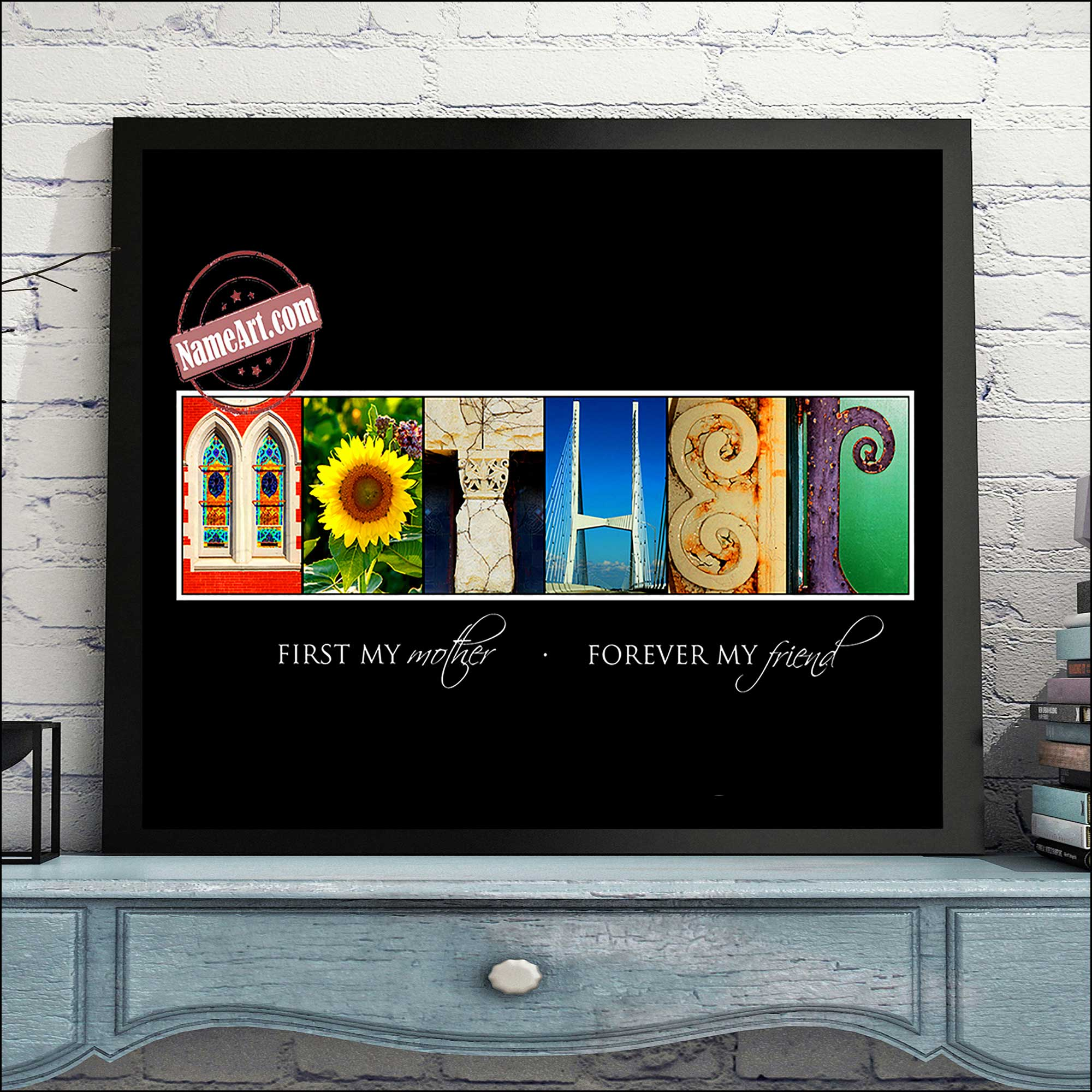 Mother Gift Word Art