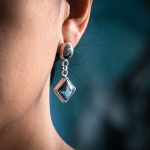 Aztec Earth Earrings