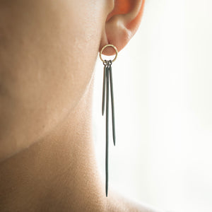 Icicles Earrings