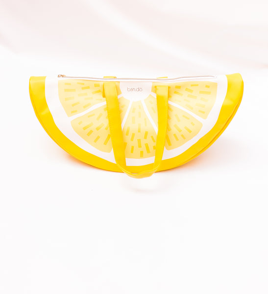Super Chill Cooler Bag, Lemon