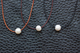 Fresh Water Pearl Single Necklace