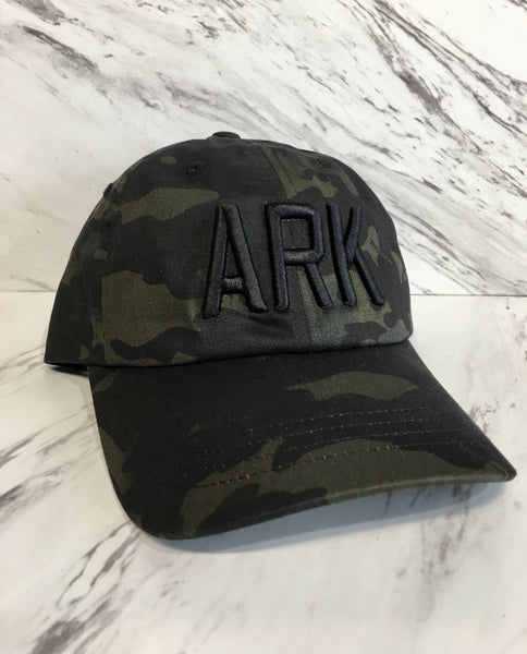 ARK Camo ball Cap