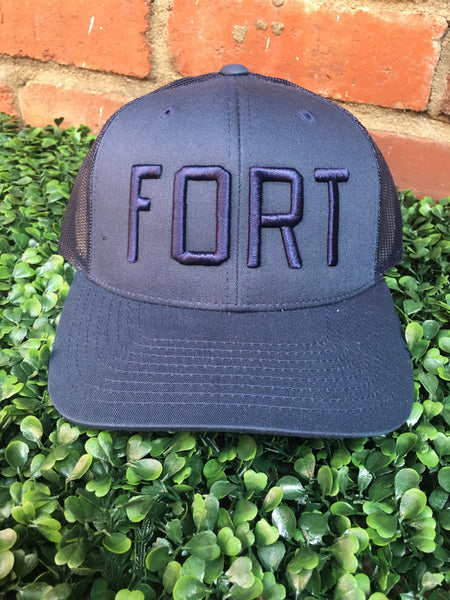 FORT Trucker Navy/Navy
