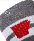 The Tailgater Charcoal Heather/Red