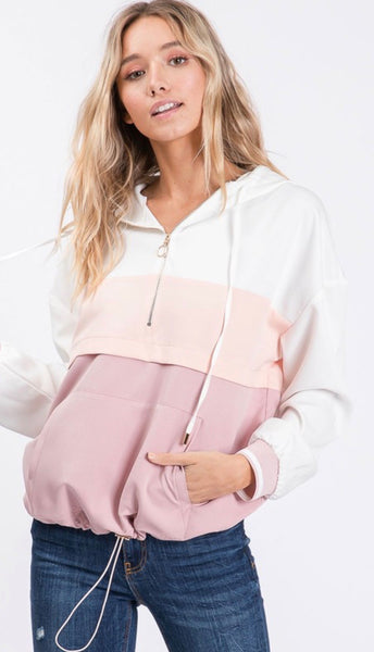 Dusty Pink Pullover