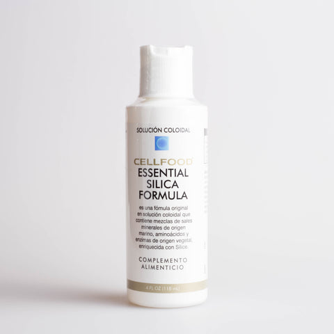 CELL FOOD ESSENTIAL SILICA FORMULA, 118 ML - CELL FOOD