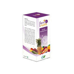 Ferro Fruits 500 ml, CFN - masquedietasonline.com
