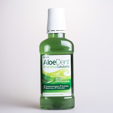 ALOE DENT COLUTORIO BUCAL 250ML - ALOE DENT