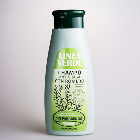 CHAMPU EQUILIBRANTE TEA TREE 150 ML - LINEA VERDE