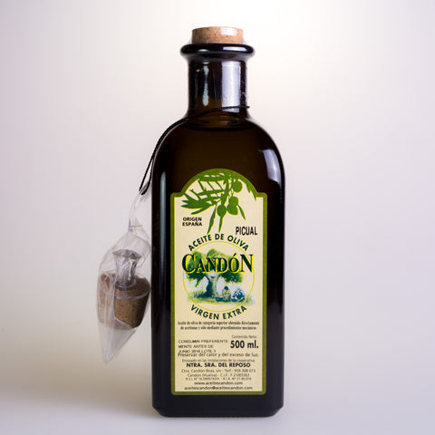 ACEITE DE OLIVA 500 ML - CANDON
