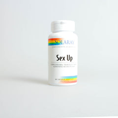 SEX UP 60 60 CAPS - SOLARAY - masquedietasonline.com