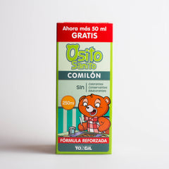 OSITO SANITO COMILON 250ML - TONGIL