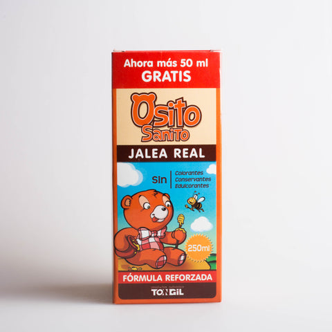 OSITO SANITO JALEA REAL 250ML - TONGIL
