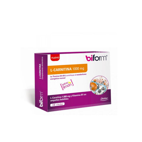 BIFORM L-CARNITINA LIQUID 14