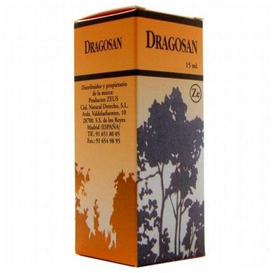 DRAGOSAN GOTAS - SANGRE DE DRAGO, 60 ML - ZEUS