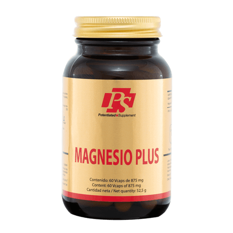 MAGNESIO PLUS - PS PARAFARMACIA