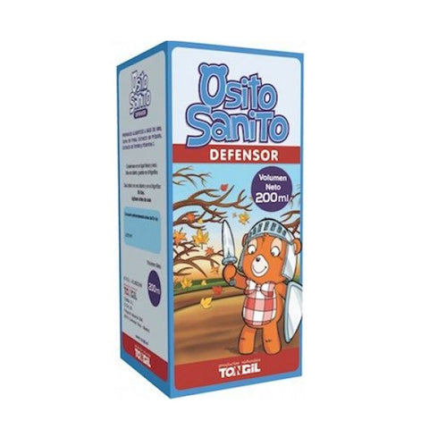 OSITO SANITO DEFENSOR 250 ML - TONGIL