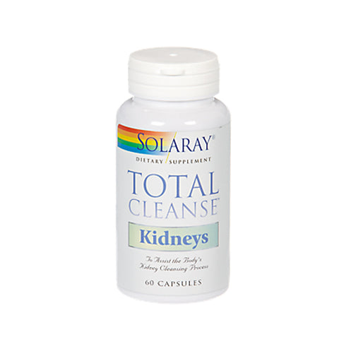 TOTAL CLEANSE KIDNEY 60 CAPS - SOLARAY