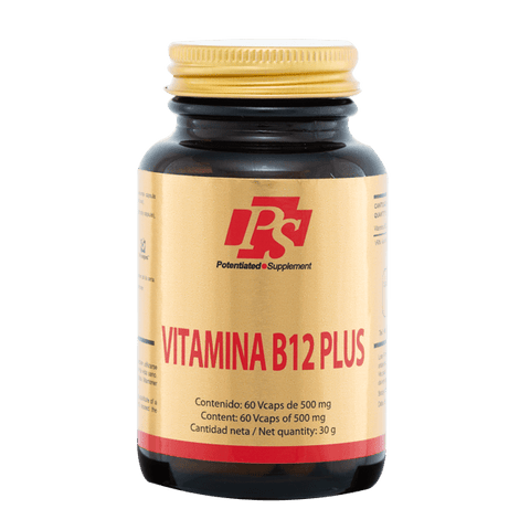 VITAMINA B12 PLUS - PS PARAFARMACIA