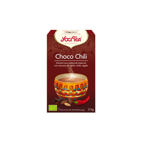 YOGUI TEA CHOCO CHILI