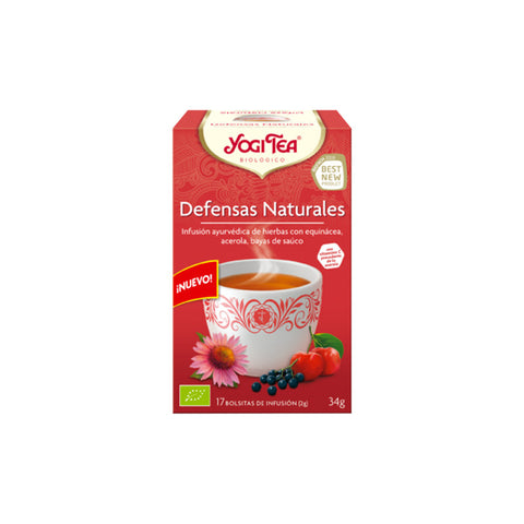 YOGUI TEA DEFENSAS NATURALES