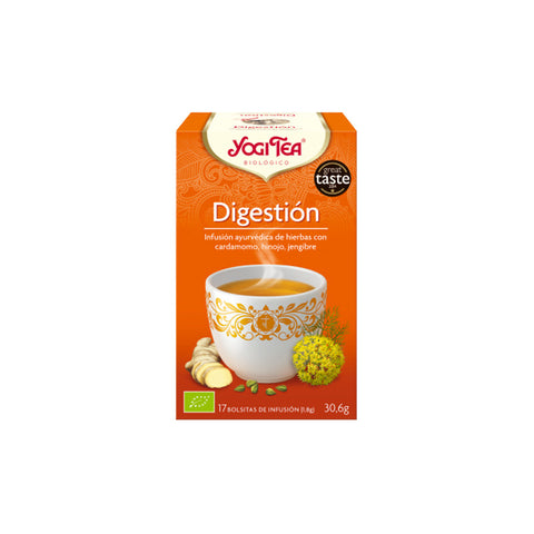 YOGUI TEA DIGESTION