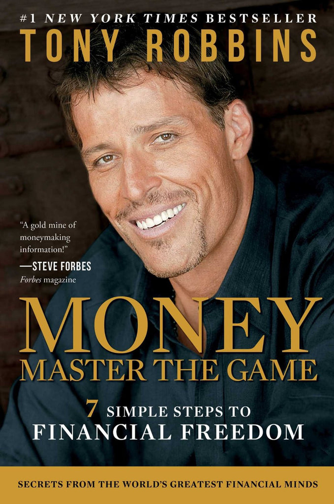 Tony Robbins - Money Master the Game