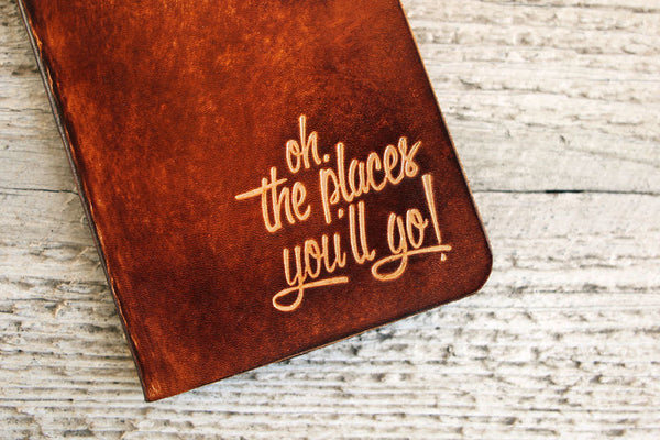 Oh! The Places You'll Go Passport Case - Exsect Inc. - 3