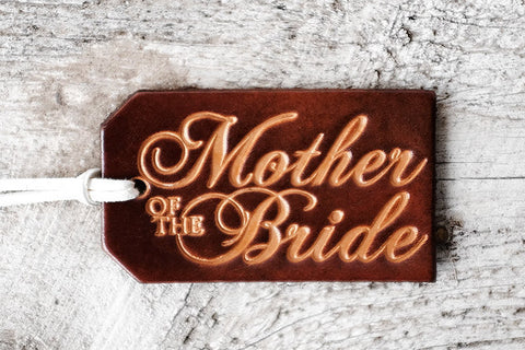 Mother of the Bride Luggage Tag - Exsect Inc. - 1