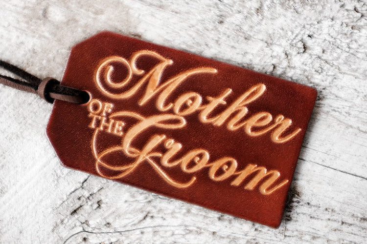 Mother of the Groom Luggage Tag - Exsect Inc. - 1