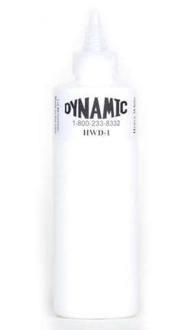 Dynamic Heavy White