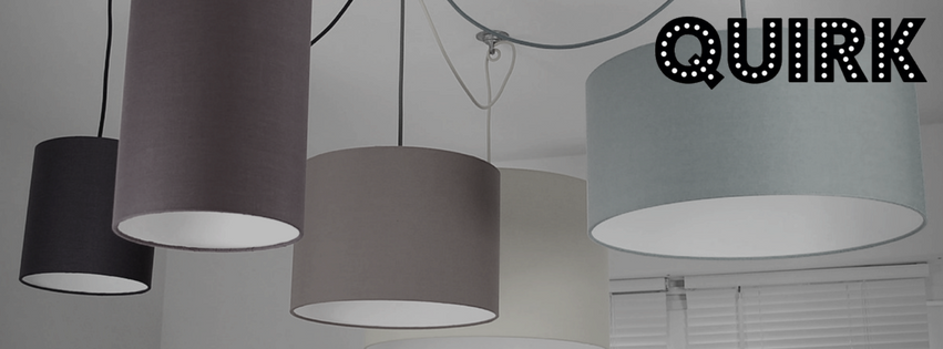 Quirk Lighting at Enamel Shades
