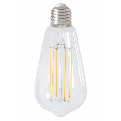 E27 4W LED Edison Squirrel Cage Filament Bulb