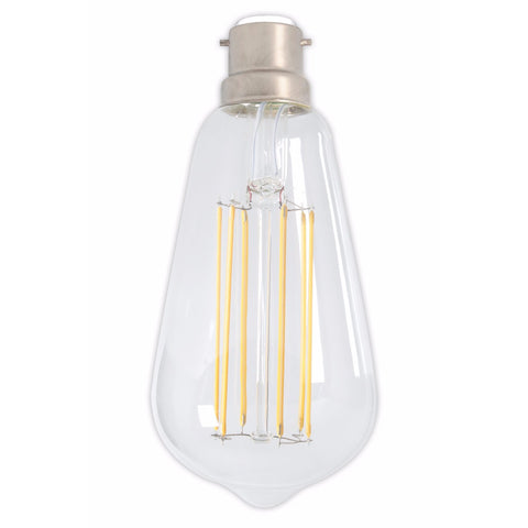Bayonet 4W LED Edison Squirrel Cage Filament Bulb