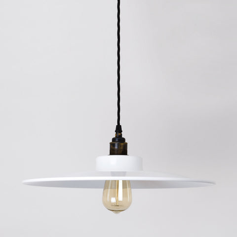 Slimline Scandi Pendant Lamp - All Colours