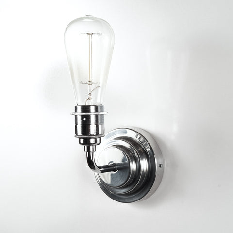 Irvine Fixed Deco Wall Light