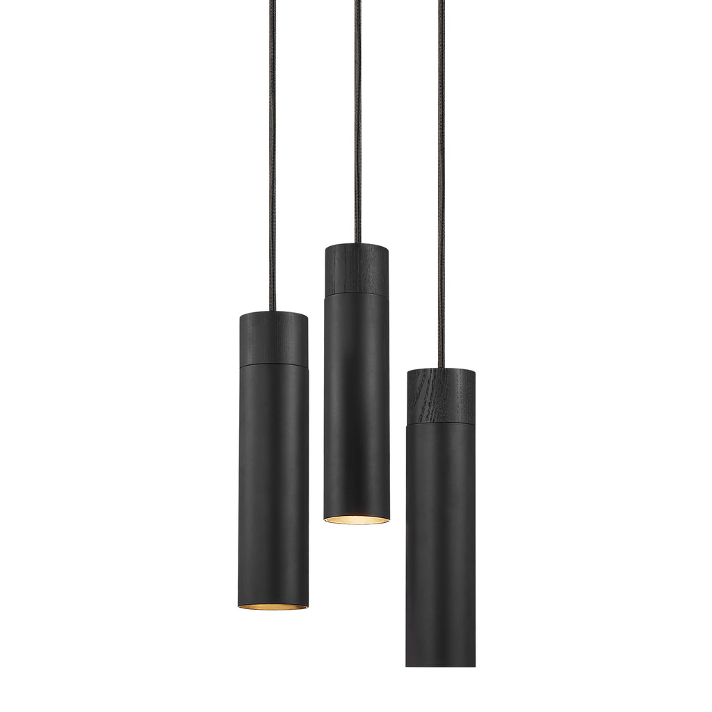 Tilo 3 Pendant - Various Colours