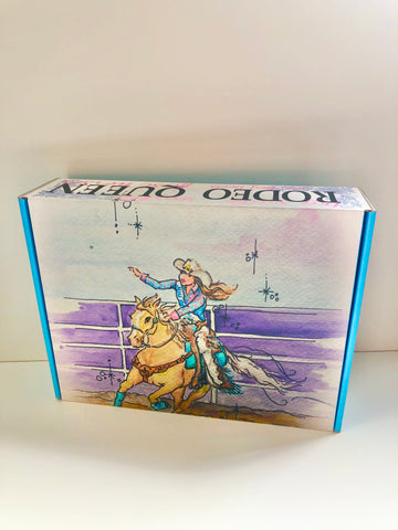 2020 Rodeo Queen Study Cards