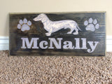 Small Custom Wooden Signs