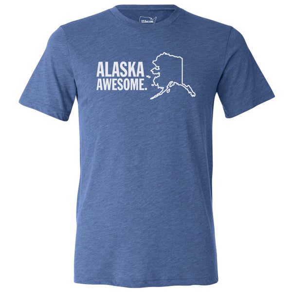 Alaska Awesome Unisex T-Shirt