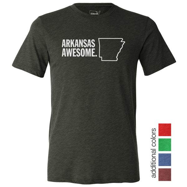 Arkansas Awesome Unisex T-Shirt