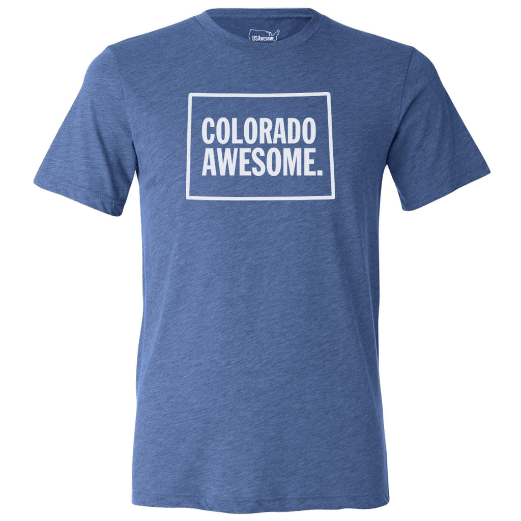 Colorado Awesome Unisex T-Shirt