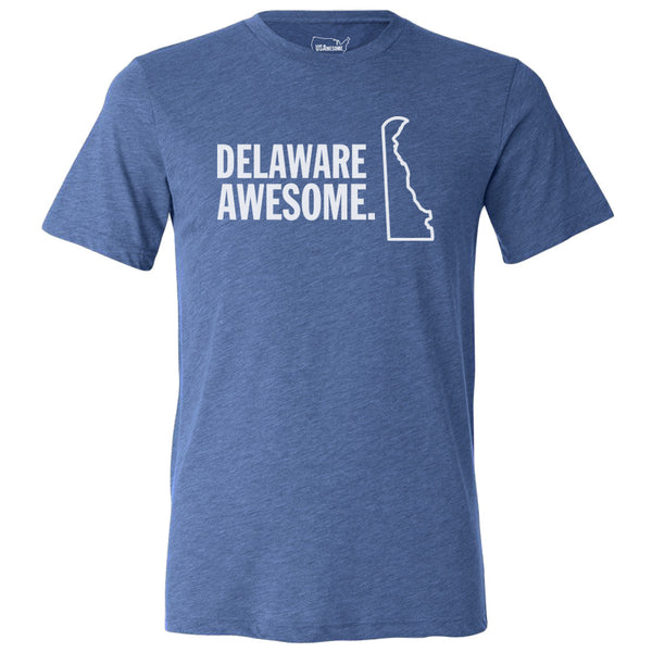 Delaware Awesome Unisex T-Shirt