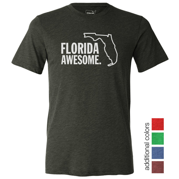 Florida Awesome Unisex T-Shirt
