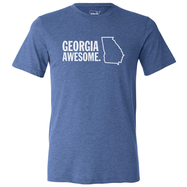 Georgia Awesome Unisex T-Shirt