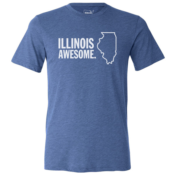Illinois Awesome Unisex T-Shirt